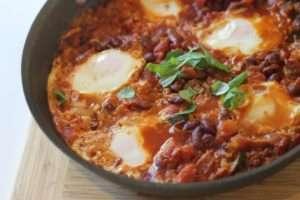 Egg-Ratatouie