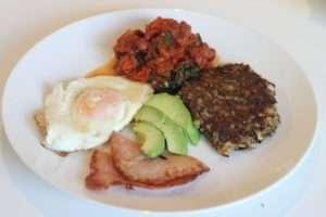 Egg-Ratatouie-plating