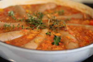 Sausage-Bean-Casserole-close-up-300x200