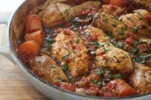 Tasty-Chicken-Casserole-preparation-300x200