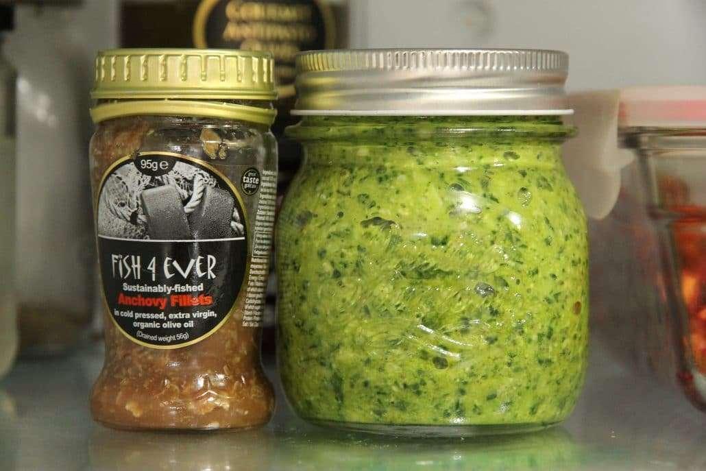 Incredible Hulk Green Sauce