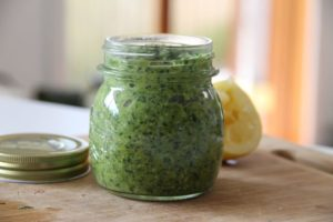 Incredible Hulk Green Sauce