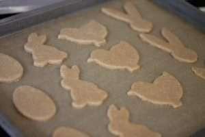Biscuit Molding