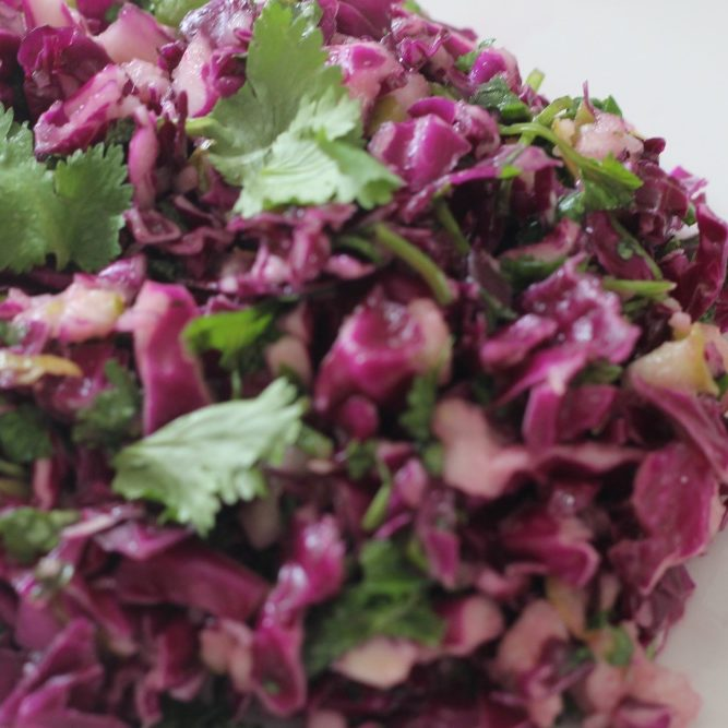 Cabbage-and-Pear-Salad