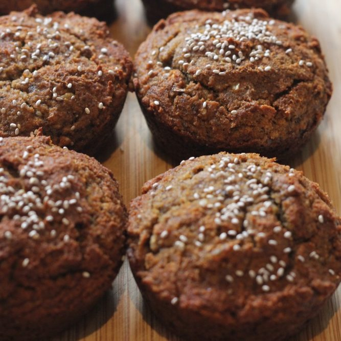 Delicious-Date-Muffins