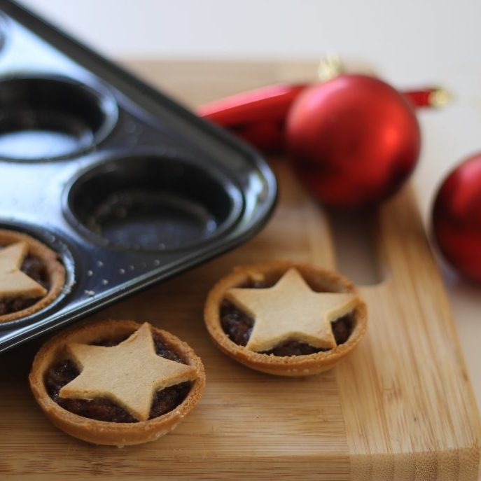 Allergy friendly mince pies